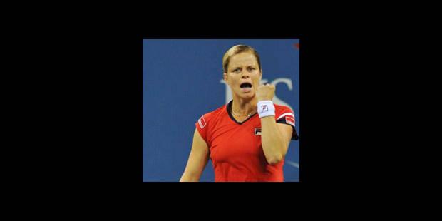 Kim a battu Justine au  tie-break - La DH