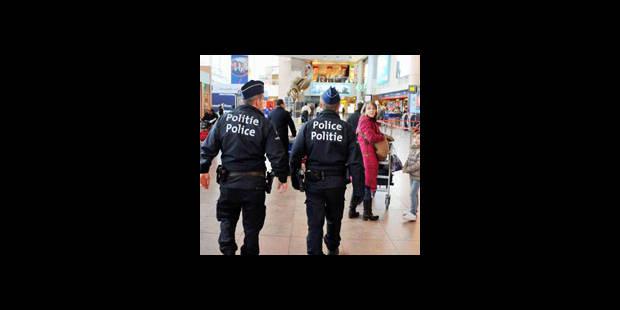 Par deux fois, il défie la sécurité à Zaventem - La DH