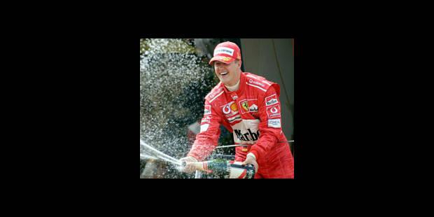 Les saisons titrées de Michael Schumacher - La DH