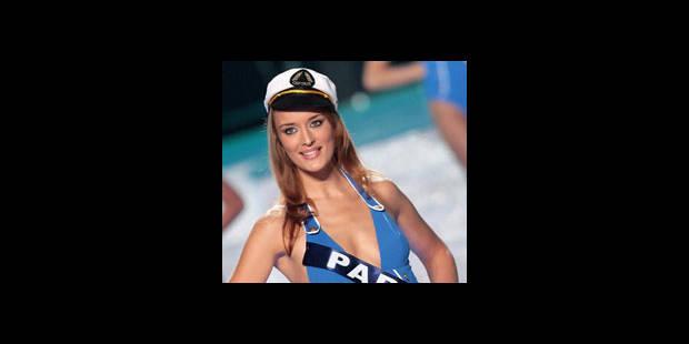 Miss Paris en plein désespoir