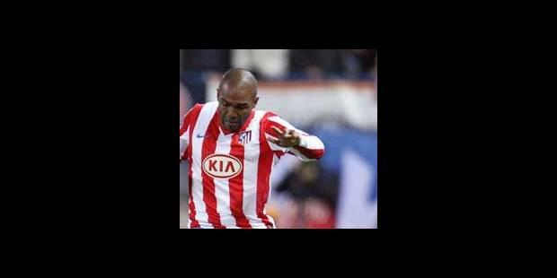 Sinama-Pongolle au Sporting Portugal jusqu'en 2013 - La DH