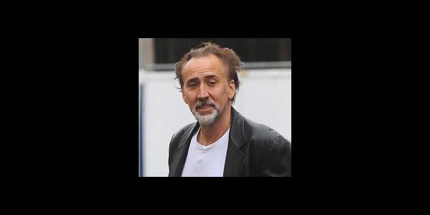 Ciel sombre pour Nicolas Cage - La DH