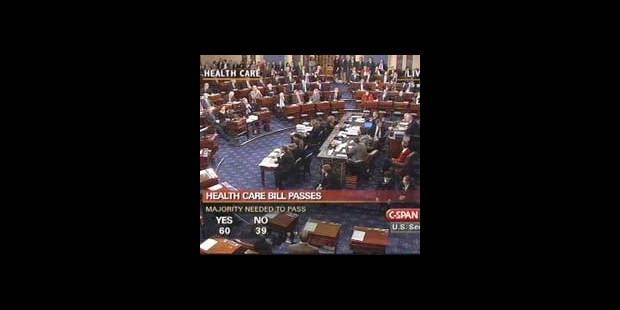 Le Sénat adopte la réforme de la couverture maladie d'Obama - La DH