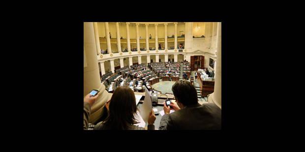 Chambre: le budget 2010 est voté - La DH
