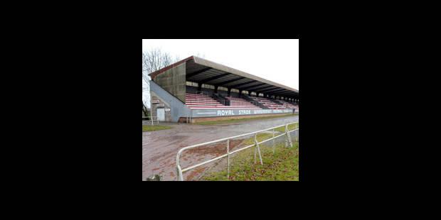 Stade de   football: un accord de principe - La DH