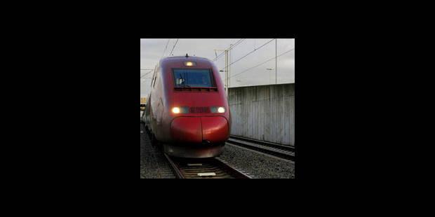 Perturbations également chez Thalys - La DH