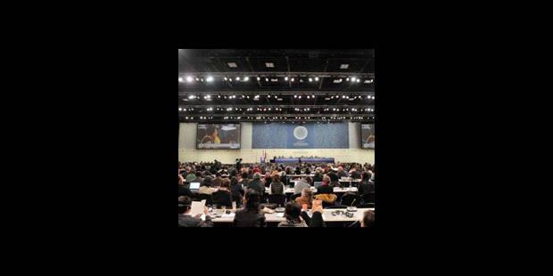 Copenhague: un sommet pour rien - La DH