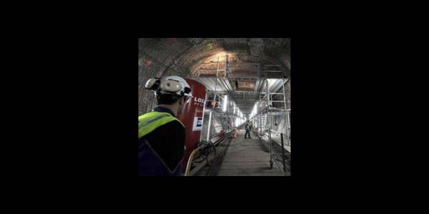La neige, principal ennemi des Eurostar dans le tunnel sous la Manche - La DH