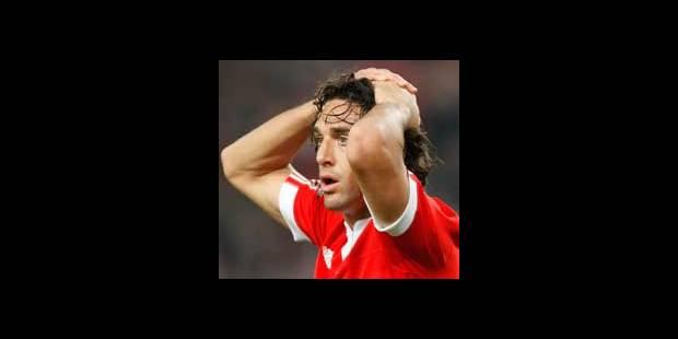 Le Bayern Munich prêt à laisser partir Luca Toni - La DH