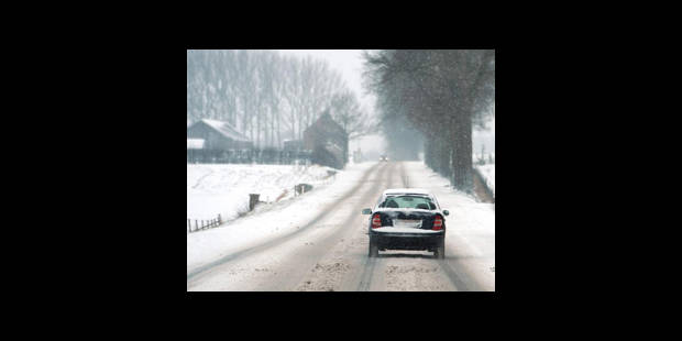 Neige: circulation très difficile mardi matin - La DH