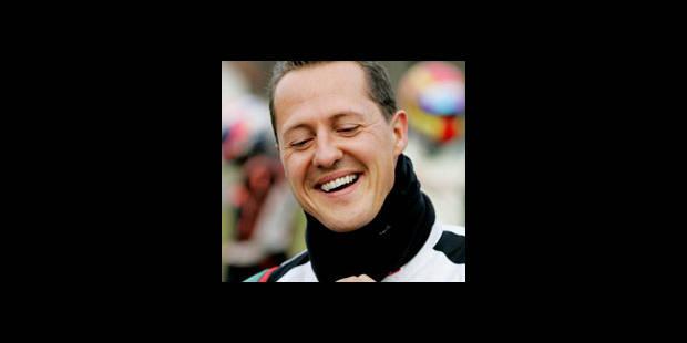 Retour de Schumacher: décision après des essais à Abou Dhabi