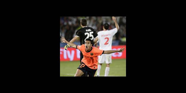 Le FC Barcelone remporte le Mondial des clubs - La DH