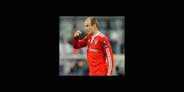 Bayern: retours attendus de Robben et Ribéry début décembre - La DH