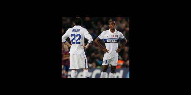 Calcio/14e j.: l'Inter défie la Fiorentina pour oublier le Barça