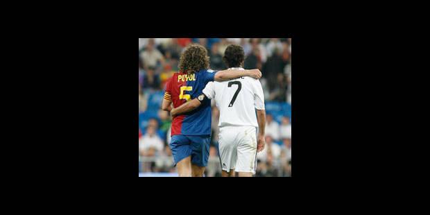 Barcelone-Real Madrid: un clasico de feu avec C. Ronaldo - La DH