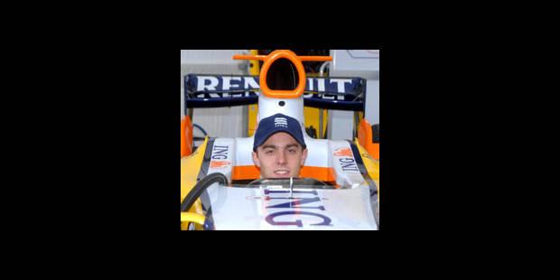 """Baguette se teste en F1:  """"Un grand jour"""""""