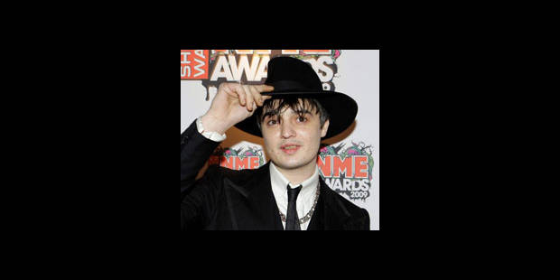 Peter Doherty scandalise l'Allemagne