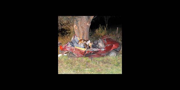 Moins de 1.000 morts sur les routes en 2008 - La DH