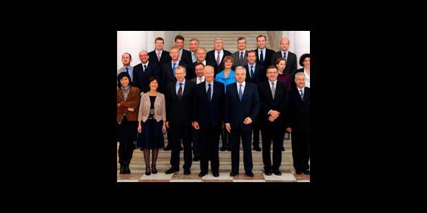 Yves Leterme nommé Premier ministre - La DH