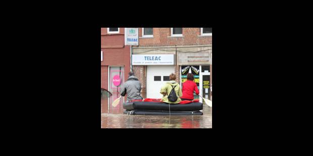 Les inondations ne sont pas une priorité - La DH