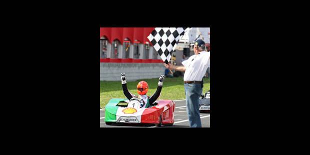 Karting - Schumacher gagne au Brésil, Massa effectue son retour - La DH