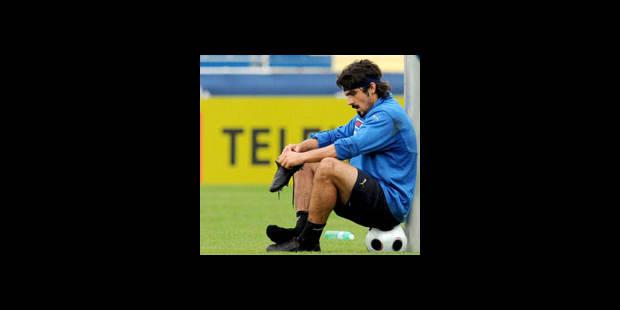Gattuso, lassé d'être remplaçant, envisage de quitter l'AC Milan