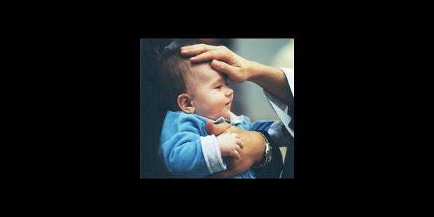 Débaptisation: 40 par année - La DH