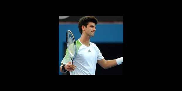 Masters: Djokovic gagne le duel des hommes en forme - La DH
