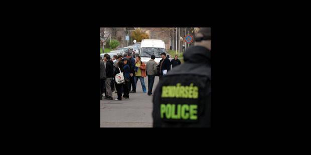 Hongrie: il ouvre le feu à l'université, faisant un mort et trois blessés - La DH