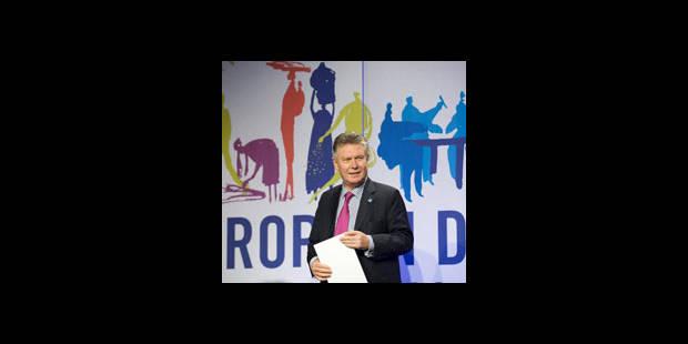 De Gucht:?J'ai du  pain sur la planche?