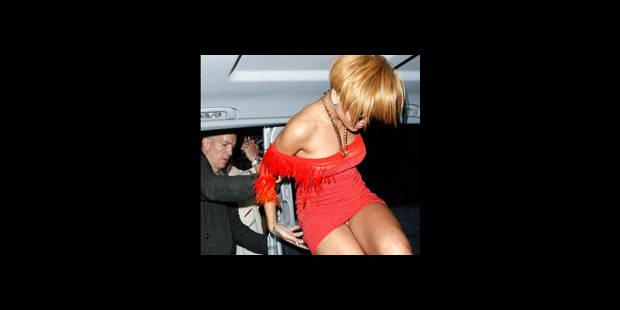 Soirée difficile pour Rihanna - La DH