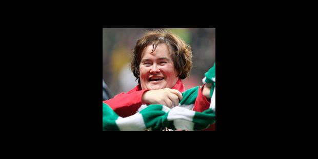 """Susan Boyle """"n'aurait jamais cru aller si loin"""" - La DH"""