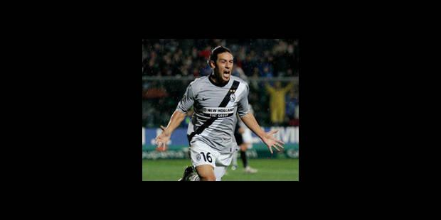 Calcio/12e j.: La Juventus corrige l'Atalanta