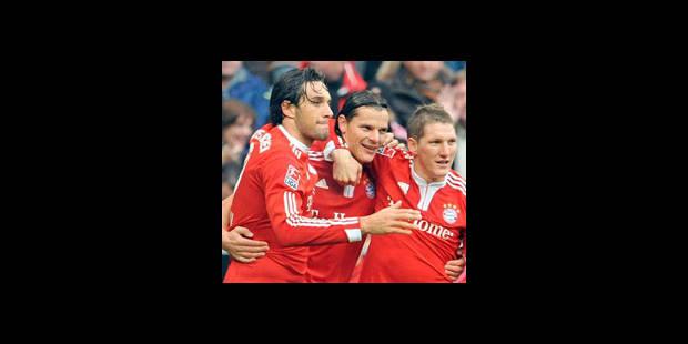 Van Buyten offre un nul au Bayern