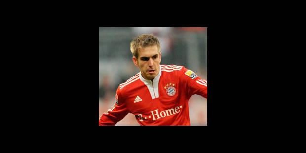 Bayern: amende record contre Lahm