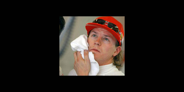 """Raikkonen: """"McLaren ou plus de F1"""""""