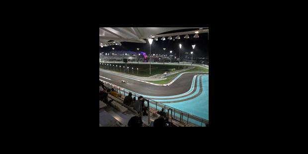 Abu Dhabi, c'est le jour et la nuit