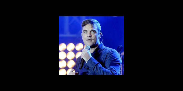 Robbie Williams taille Oasis!