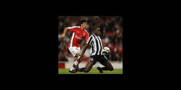 Arsenal - Liverpool en  Carling Cup - La DH