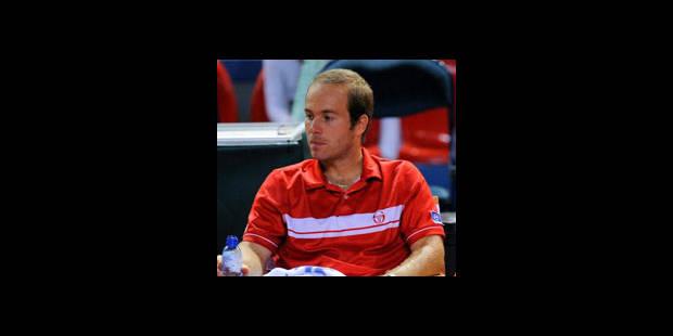 ATP Stockholm - Olivier Rochus en quarts de finale - La DH