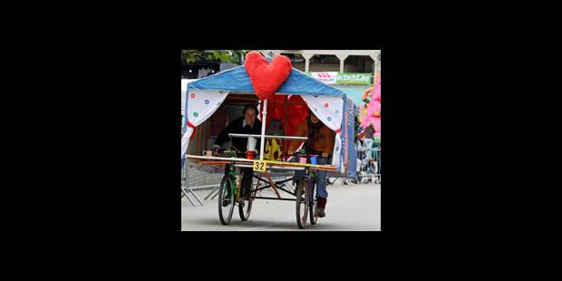 Les deux tours d'horloge à vélo sont écoulés - La DH