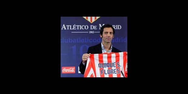 Atletico Madrid: Flores veut se qualifier pour la prochaine C1 - La DH