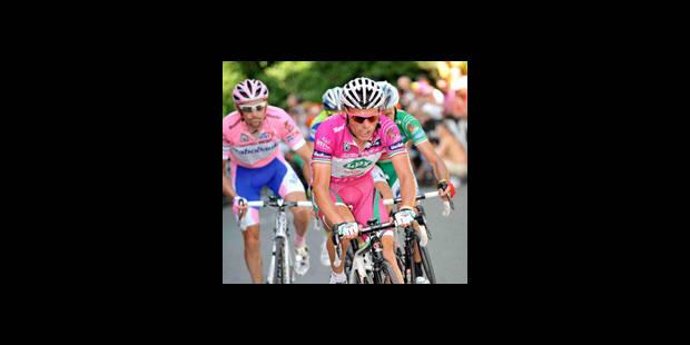 Tour d'Italie - L'édition 2010, d'Amsterdam à Vérone en passant par L'Aquila - La DH