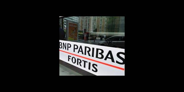 Braquage d'une agence BNP Paribas Fortis à Ixelles avec prise d'otage - La DH