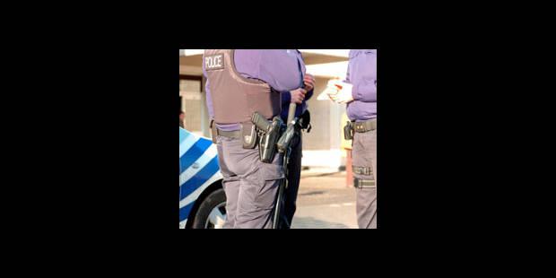 La police bruxelloise fait échouer un vol à main armée... à Mons - La DH