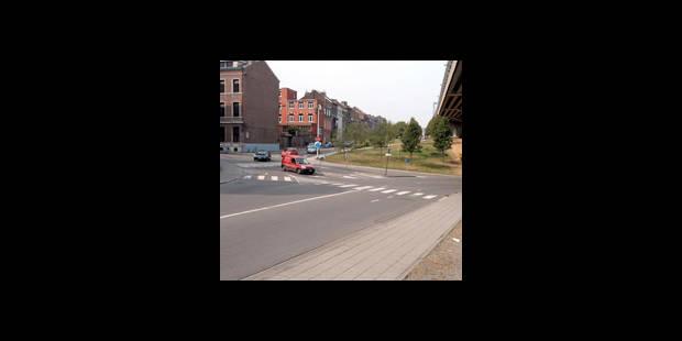 Nouvelle liaison  vélo   vers la gare - La DH