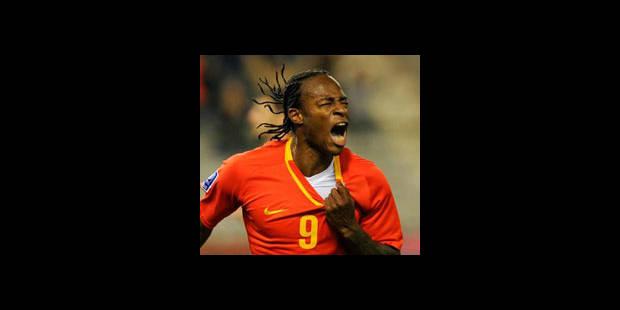 """Mpenza: """"Ce coach est grand"""""""