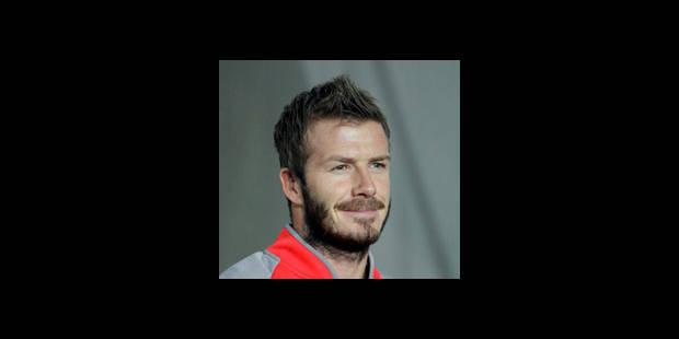 Beckham probablement de retour au Milan en janvier