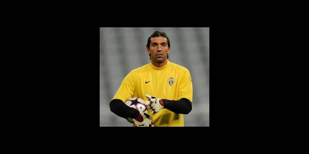 Italie/Juventus: Gianluigi Buffon devra se faire opérer du ménisque
