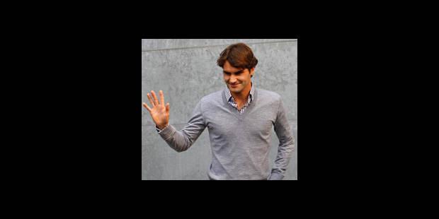 Roger Federer sur un timbre de la Poste autrichienne - La DH